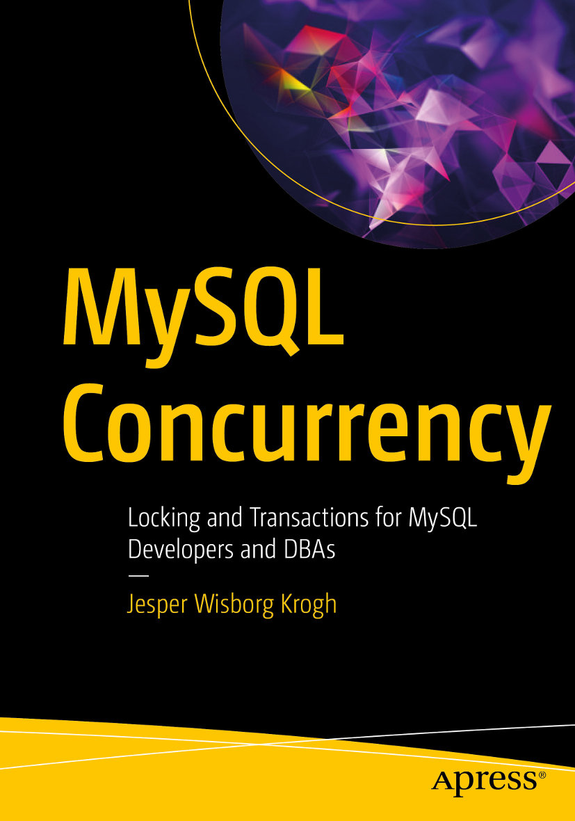 The cover for MySQL Concurrency